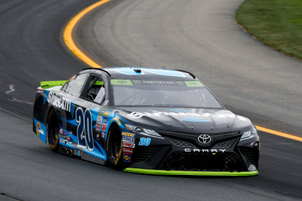 Monster Energy NASCAR Cup Series ISM Connect 300 New Hampshire Motor Speedway Loudon, NH USA Friday 22 September 2017 Matt Kenseth, Joe Gibbs Racing, SiriusXM Toyota Camry World Copyright: Lesley Ann Miller LAT Images