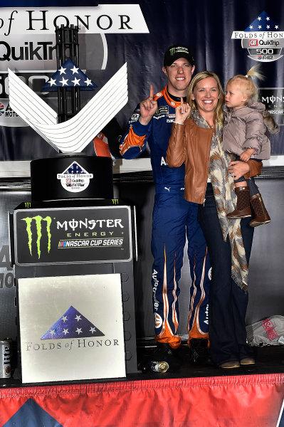 2017 Monster Energy NASCAR Cup Series - Fold of Honor QuikTrip 500 Atlanta Motor Speedway, Hampton, GA USA Sunday 5 March 2017 Brad Keselowski World Copyright: Rusty Jarrett/LAT Images ref: Digital Image 17ATL1rj_2887