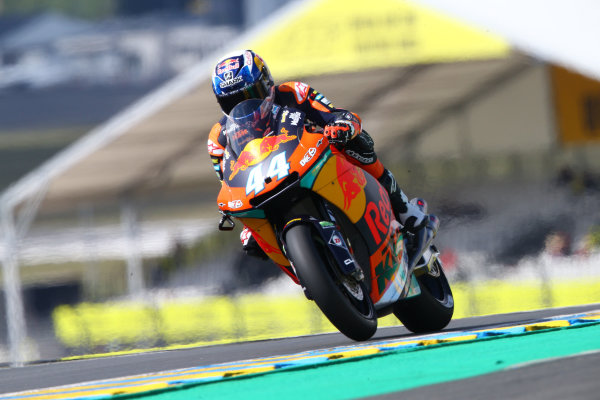 2017 Moto2 Championship - Round 5 Le Mans, France Friday 19 May 2017 Miguel Oliveira, Red Bull KTM Ajo World Copyright: Gold & Goose Photography/LAT Images ref: Digital Image 670541