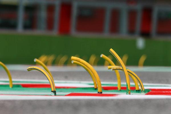 2017 Superbike World Championship - Round 5 Imola, Italy. Thursday 11 May 2017 Track detail World Copyright: Gold and Goose Photography/LAT Images ref: Digital Image 669307