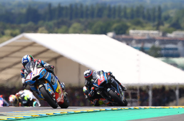 2017 Moto2 Championship - Round 5 Le Mans, France Sunday 21 May 2017 Alex Alex Marquez, Marc VDS World Copyright: Gold & Goose Photography/LAT Images ref: Digital Image 671765