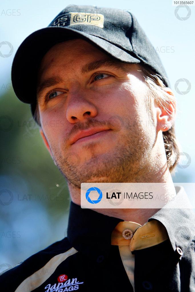 Albert Park, Melbourne, Australia23rd March 2011.Nick Heidfeld, Lotus Renault GP R31.World Copyright: Andrew Ferraro/LAT Photographicref: Digital Image _Q0C6629
