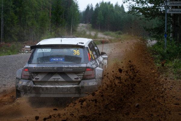 Round 9 - Rally Finland
