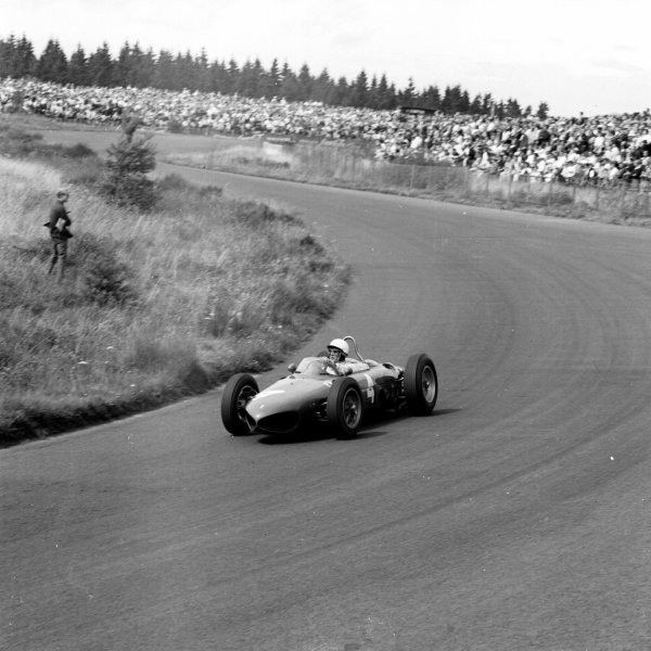 1961 German Grand Prix, Nurburgring, Germany.
