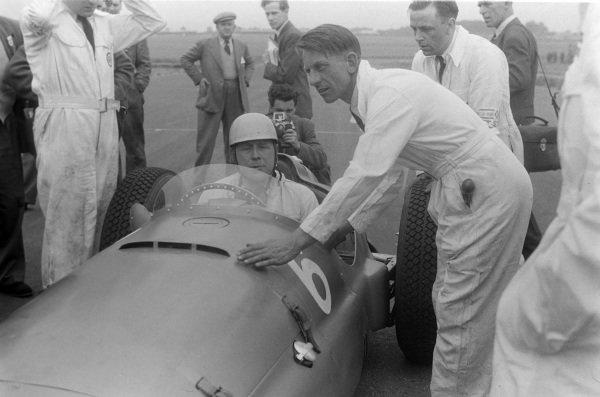Reg Parnell, BRM P15.