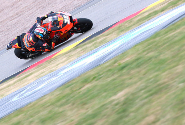 Bradley Smith, Red Bull KTM Factory Racing.