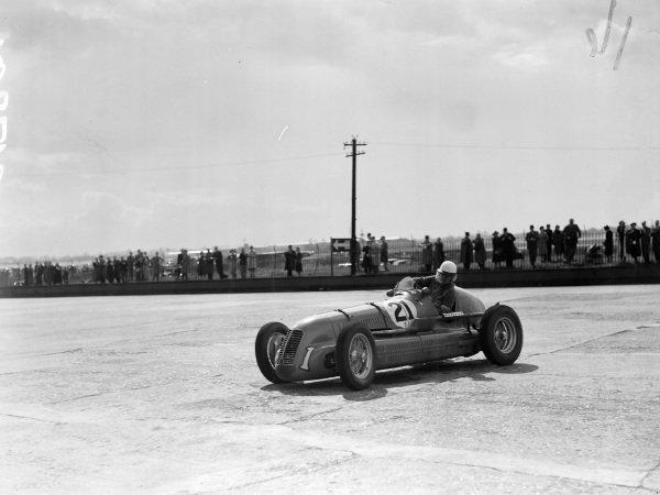 Reggie Tongue, Maserati.