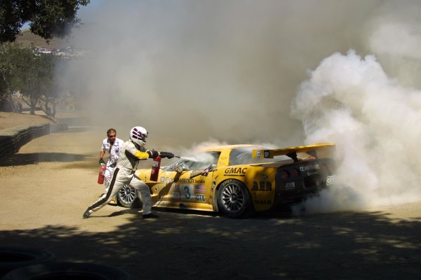 2002 ALMS Laguna Seca