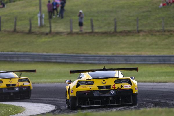 #4 Corvette Racing Corvette C7.R, GTLM: Oliver Gavin, Marcel Fassler
