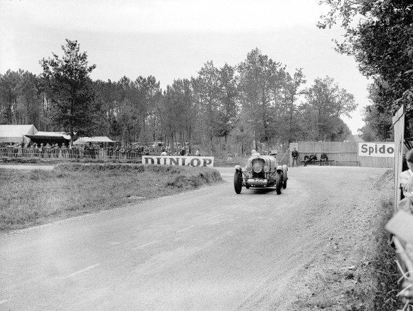 1930 Le Mans 24 hours.Le Mans, France. 21-22 June 1930.Brian Lewis/Hugh Eaton (Talbot GB90), 3rd position.Ref-Motor 705/8.World Copyright - LAT Photographic