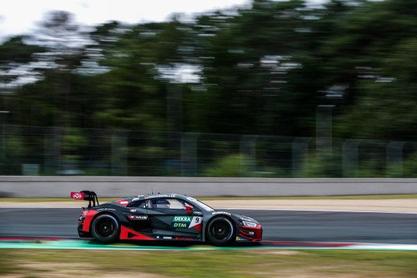 Mike Rockenfeller, Abt Sportsline Audi R8 LMS GT3.