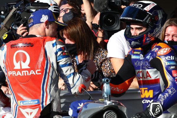 Jack Miller, Pramac Racing, Miguel Oliveira, Red Bull KTM Tech 3.