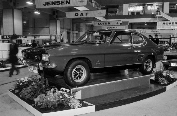 Ford Capri 3 litre.