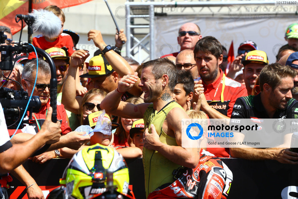 Alvaro Bautista, Aruba.it Racing-Ducati Team .