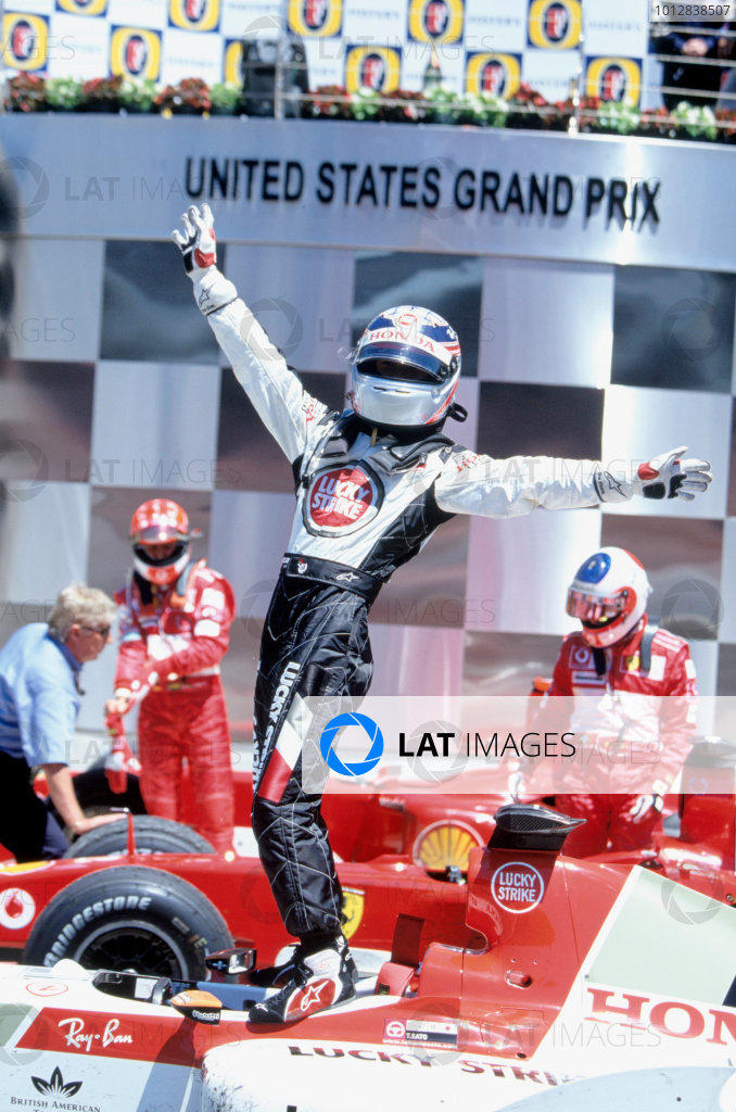 2004 United States Grand Prix. 
