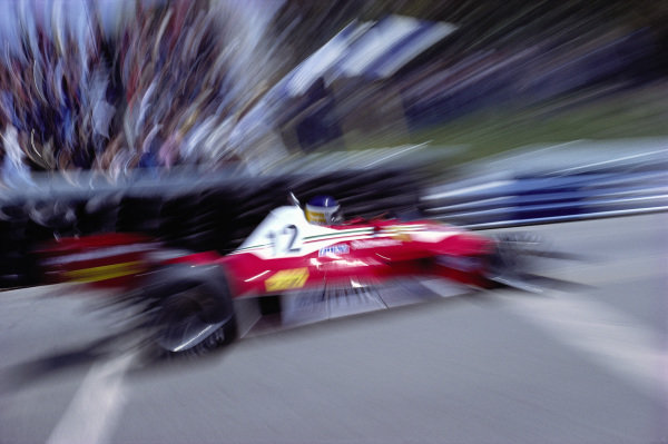 Carlos Reutemann, Ferrari 312T2.