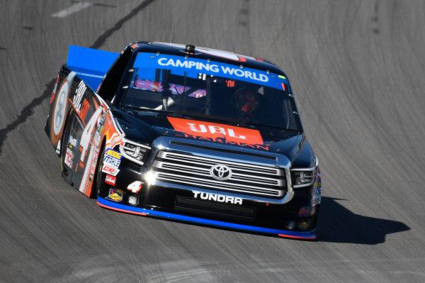 NASCAR Camping World Truck Series JAG Metals 350 Texas Motor Speedway Fort Worth, TX USA Thursday 2 November 2017 Christopher Bell, JBL Toyota Tundra World Copyright: John K Harrelson LAT Images