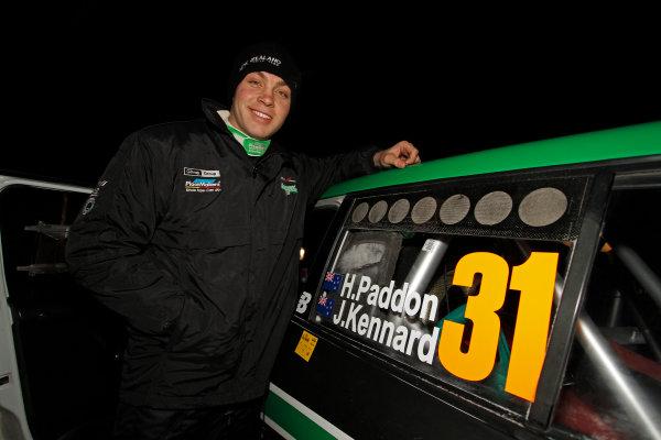 Round 02 - Rally Sweden 09-12 February 2012. Hayden Paddon, Skoda S2000, Portrait.  Worldwide Copyright: McKlein/LAT