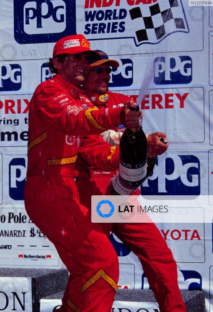 1996 CART Laguna Seca