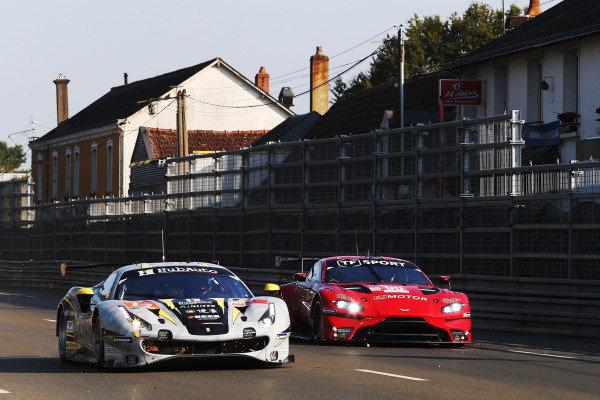 #75 Iron Lynx Ferrari 488 GTE EVO: Rino Mastronardi / Matteo Cressoni / Andrea Piccini