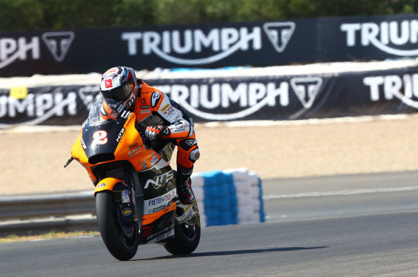 Jesko Raffin, RW Racing GP.