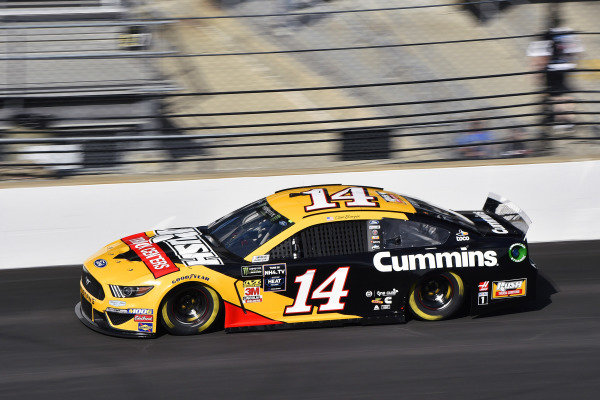 #14: Clint Bowyer, Stewart-Haas Racing, Ford Mustang Rush / Cummins