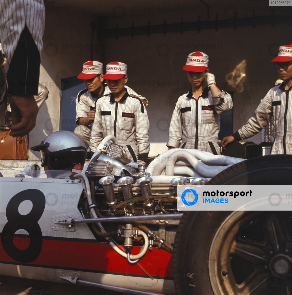 1966 Italian Grand Prix.