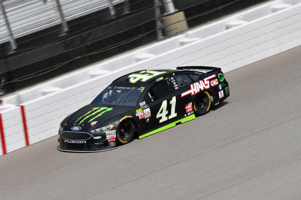 Monster Energy NASCAR Cup Series Pure Michigan 400 Michigan International Speedway, Brooklyn, MI USA Friday 11 August 2017 Kurt Busch, Stewart-Haas Racing, Monster Energy/Haas Automation Ford Fusion World Copyright: Logan Whitton LAT Images