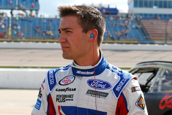 NASCAR XFINITY Series American Ethanol E15 250 presented by Enogen Iowa Speedway, Newton, IA USA Saturday 24 June 2017 Ty Majeski, iRacing.com Ford Mustang World Copyright: Russell LaBounty LAT Images