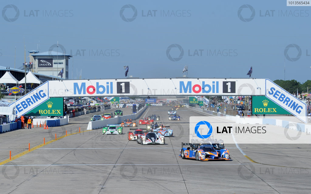 14-19 March 2011. Sebring, Florida USA