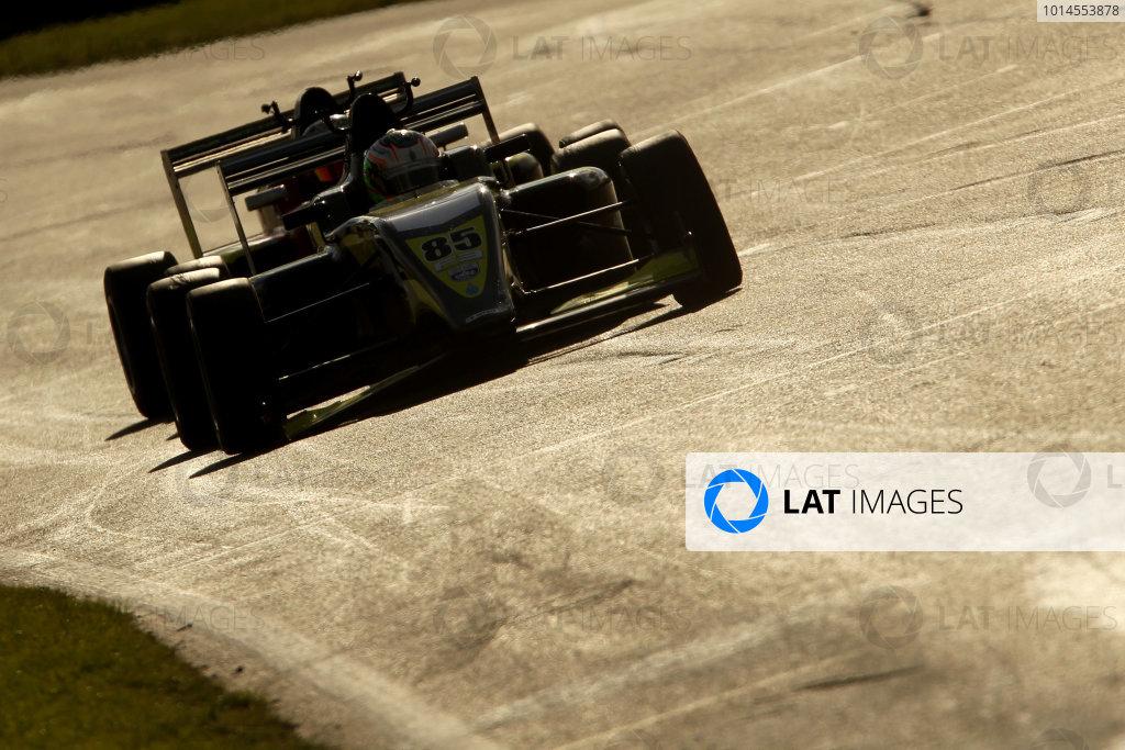 2016 BRDC British Formula 3 Championship, Brands Hatch, Kent. 16th - 17th April 2016. Enzo Bortoleto (BRA) Double R Racing BRDC F3. World Copyright: Ebrey / LAT Photographic.