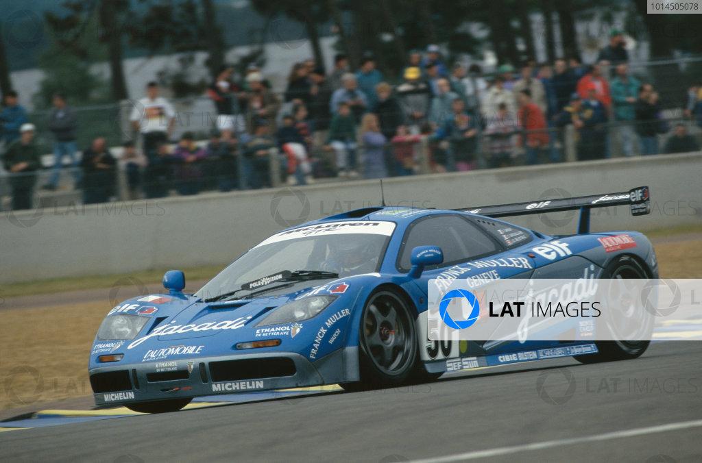 1995 Le Mans 24 Hours