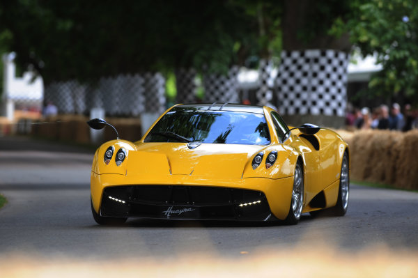 2015 Goodwood Festival of Speed 25th - 28th June 2015 Supercars World Copyright : Jeff Bloxham/LAT Photographic Ref : Digital Image
