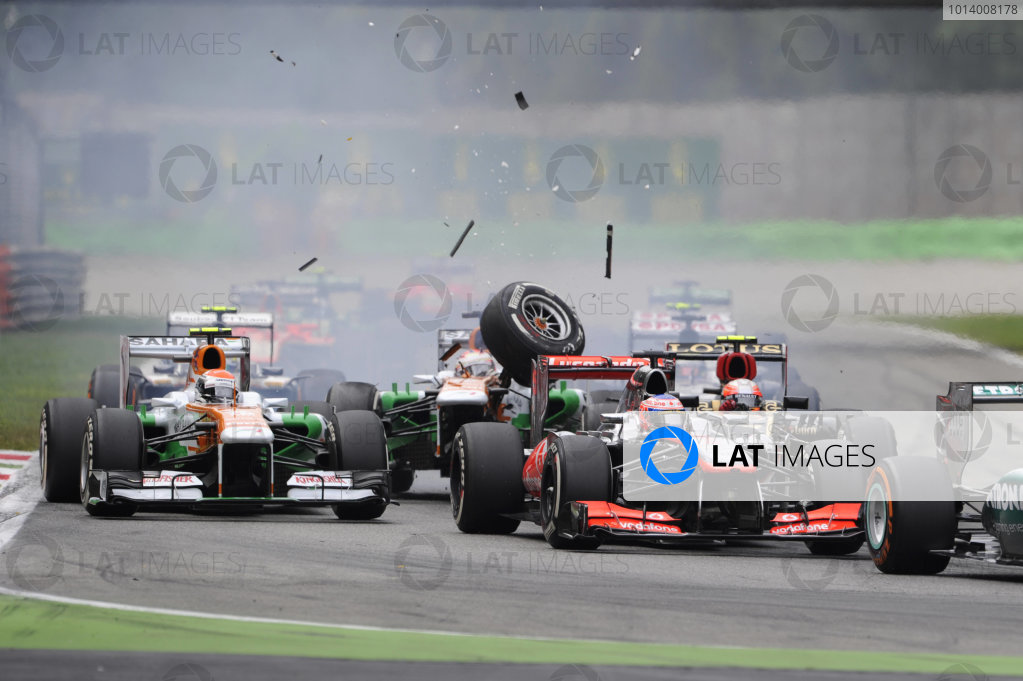 2013 Italian Grand Prix - Sunday