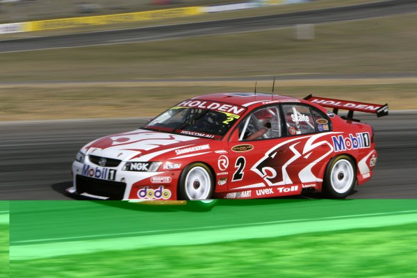 2006 Australian V8 SupercarsRound 3, Barbagallo Raceway, Wanneroo12th - 14th May 2006Mark Skaife (Holden Racing Team Holden Commodore VZ). Action.World Copyright: Mark Horsburgh/LAT Photographicref: Digital Image Only
