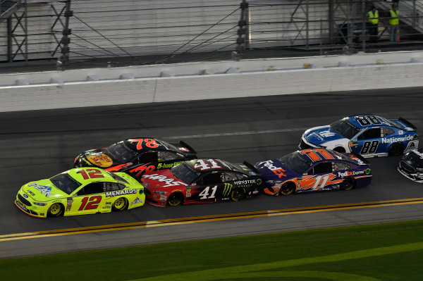 Monster Energy NASCAR Cup Series Daytona 500 Daytona International  Speedway, Daytona Beach, FL USA