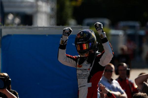 2015 GP3 Series Round 6. Autodromo di Monza, Italy. Sunday 6 September 2015.Marvin Kirchhofer (GER, ART Grand Prix)  World Copyright: Sam Bloxham/LAT Photographic. ref: Digital Image _SBL3711