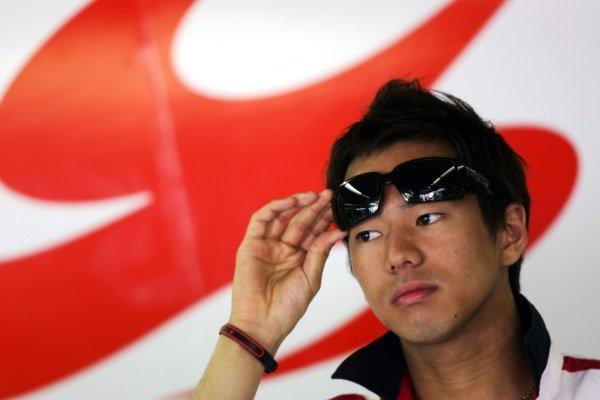 Sakon Yamamoto (JPN) Super Aguri F1 Team Third Driver. Formula One World Championship, Rd 9, Canadian Grand Prix, Qualifying Day, Montreal, Canada, 24 June 2006. DIGITAL IMAGE  BEST IMAGE