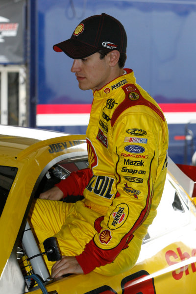 11-12 December 2012, Concord, North Carolina, USA Joey Logano.(c)2012, LAT South LAT Photo USA. .