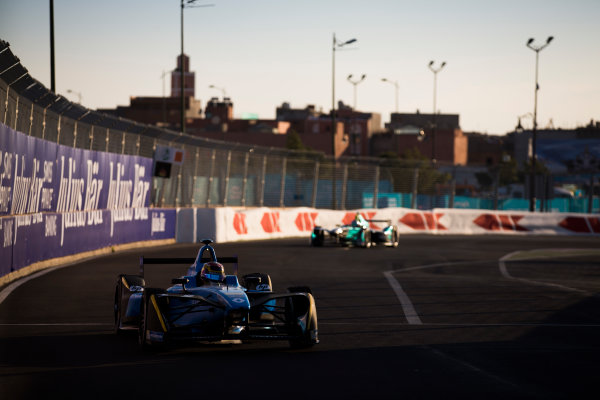2016/2017 FIA Formula E Championship. Marrakesh ePrix, Circuit International Automobile Moulay El Hassan, Marrakesh, Morocco. Sebastien Buemi (SUI), Renault e.Dams, Spark-Renault, Renault Z.E 16.  Saturday 12 November 2016. Photo: Sam Bloxham/LAT/Formula E ref: Digital Image _SBB7540