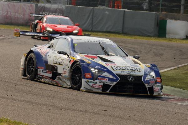Ryo Hirakawa & Nick Cassidy, KeePer TOM'S Lexus LC500, 2nd in GT500