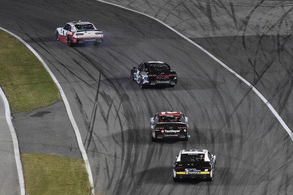 #1: Michael Annett, JR Motorsports, Chevrolet Camaro PFJ American Heart Association