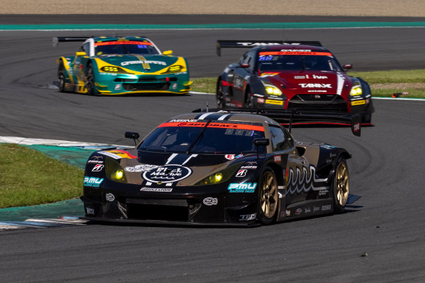 GT300 Winner Hiroki Katoh & Ryohei Sakaguchi, Advics muta Racing INGING & Cars Tokai Dreams28, Lotus Evora MC GT300