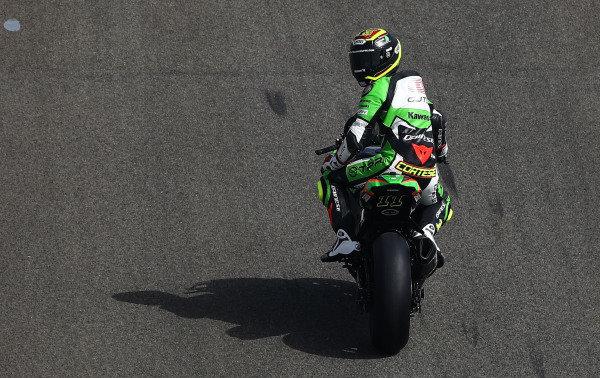 Sandro Cortese, Outdo Kawasaki TPR.