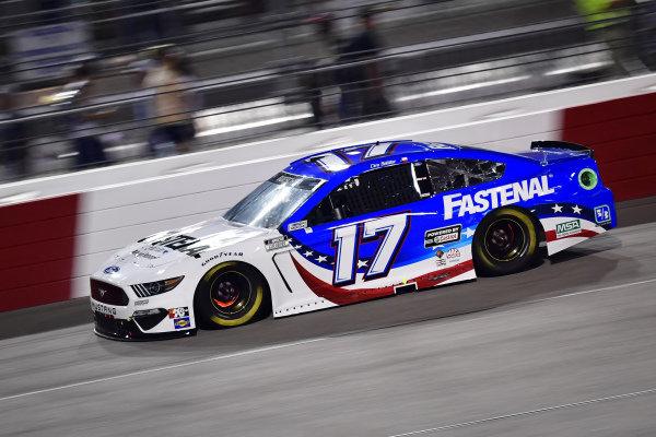 #17: Chris Buescher, Roush Fenway Racing, Ford Mustang Fastenal
