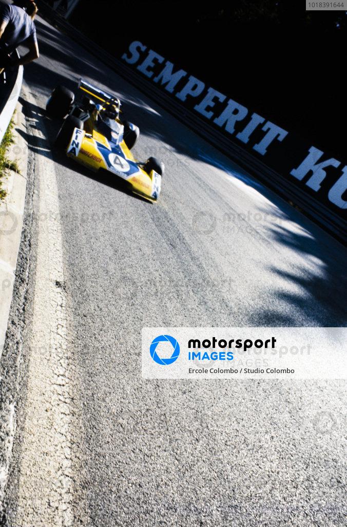 Carlos Pace, Surtees TS15 Ford BDA/Hart.