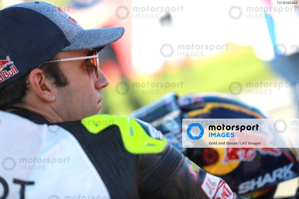 Johann Zarco, Avintia Racing.