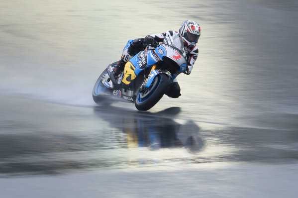 2017 MotoGP Championship - Round 15 Motegi, Japan. Friday 13 October 2017 Hiroshi Aoyama, Estrella Galicia 0,0 Marc VDS World Copyright: Gold and Goose / LAT Images ref: Digital Image 696302