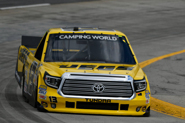 NASCAR Camping World Truck Series Alpha Energy Solutions 250 Martinsville Speedway, Martinsville, VA USA Friday 31 March 2017 Cody Coughlin World Copyright: Scott R LePage/LAT Images ref: Digital Image lepage-170331-mv-0357