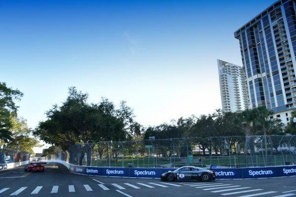 2017 Pirelli World Challenge - Grand Prix of St. Petersburg St. Petersburg, FL USA Thursday 9 March 2017 Pierre Kaffer World Copyright: Richard Dole/LAT Images ref: Digital Image RD_217_SPete027